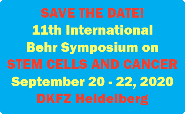 Save the Date for SCC 2020 in Heidelberg: Sept. 20-22, 2020